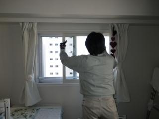 品川区の建具屋太明,施工例,マンション,内窓,インプラス,遮熱,結露対策