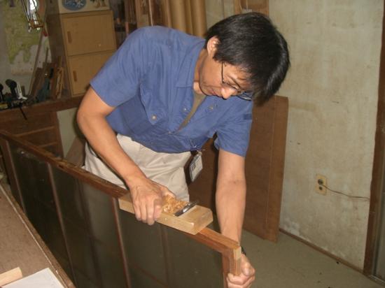 品川区の建具屋太明,建具,湿気対策