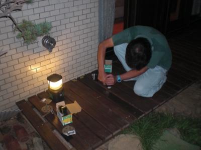 品川区の建具屋太明,施工例,ウッドデッキ