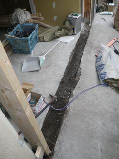 品川区の建具屋太明,施工例,アルミサッシ交換,サッシの歪み