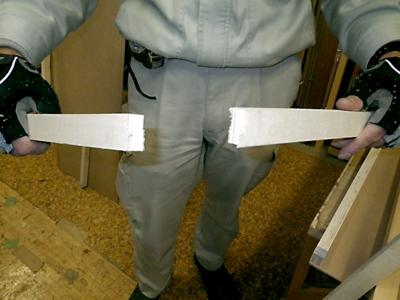 品川区の建具屋太明,施工例,ベッド受け木補修,家具の補修,家具の修理,ベッドの修理