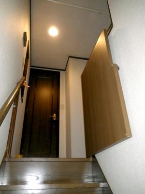 品川区の建具屋太明,施工例,転落防止ドア,プチリフォーム