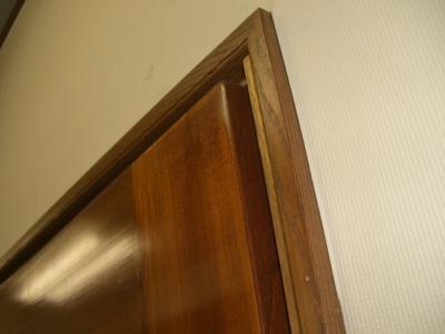 品川区の建具屋太明,ドア調整,建て付け