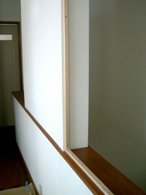 品川区の建具屋太明,施工例,間仕切り,子ども部屋
