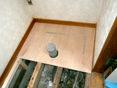 品川区の建具屋太明,施工例,トイレリフォーム,トイレ交換,トイレ工事