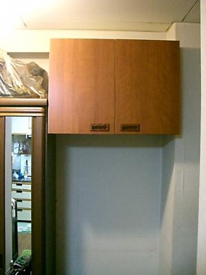 品川区の建具屋太明,施工例,収納ボックス設置,玄関,空間活用