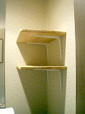 品川区の建具屋太明,施工例,収納棚設置,空間活用