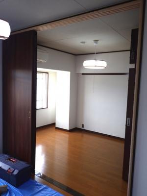 品川区の建具屋太明,施工例,間仕切り設置,空間活用