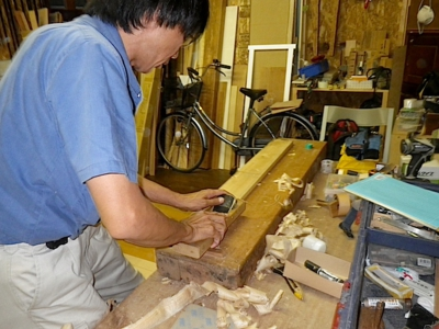 品川区の建具屋太明 施工例,すのこ修理,すのこメンテナンス