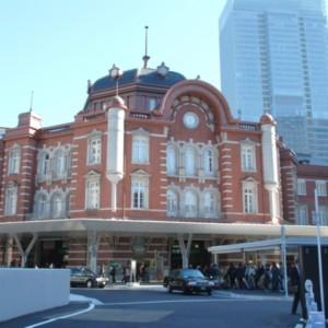 復元された東京駅 たいめいる2012年12月号