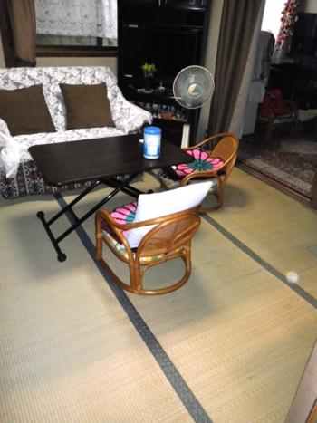 品川区の建具屋太明,施工例,リフォーム,フローリング,畳