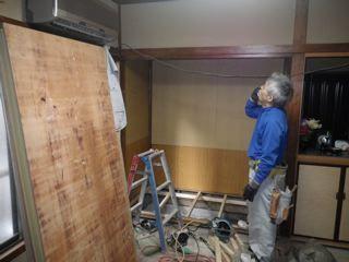 品川区の建具屋太明,施工例,リフォーム,押し入れ,押入,クローゼット