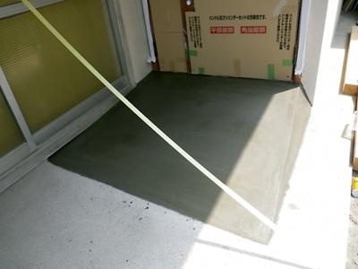 品川区の建具屋太明,施工例,バリアフリー,車椅子,段差解消,玄関